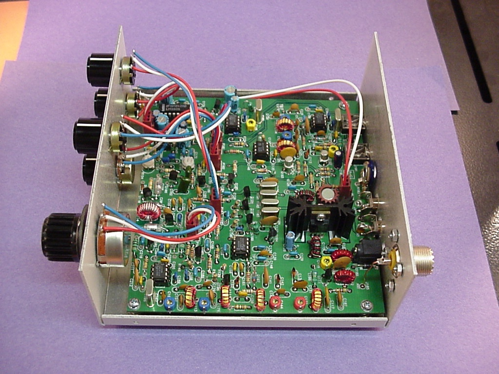 QRP When Less is More